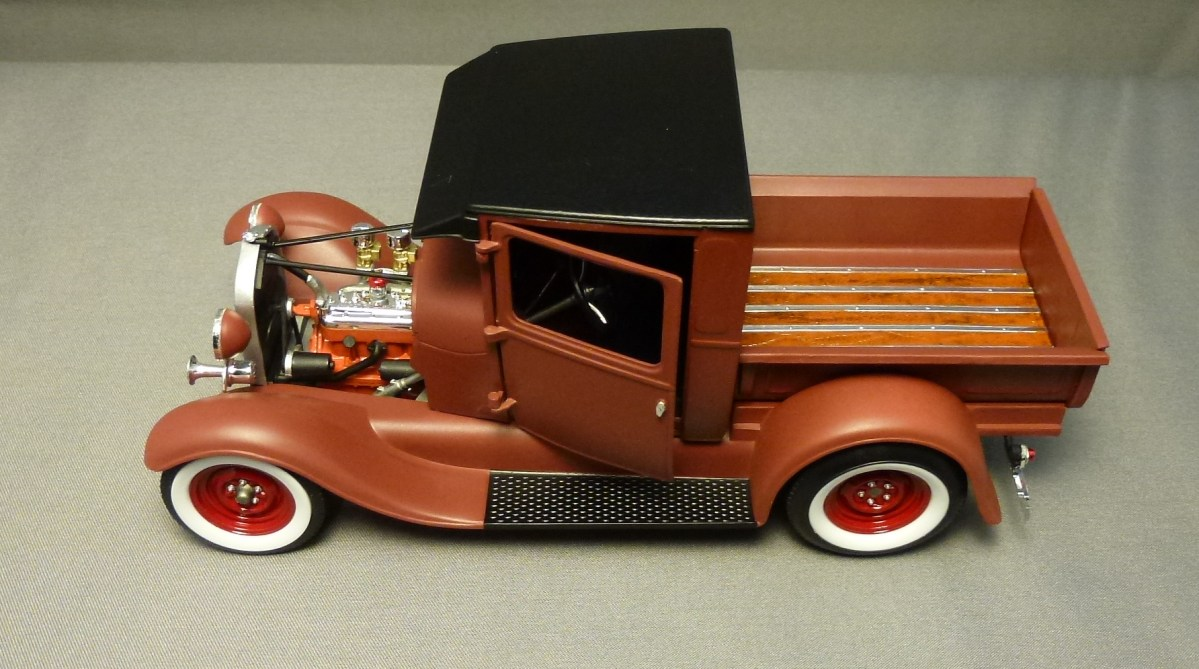 1929 Ford Rat Truck - Revell