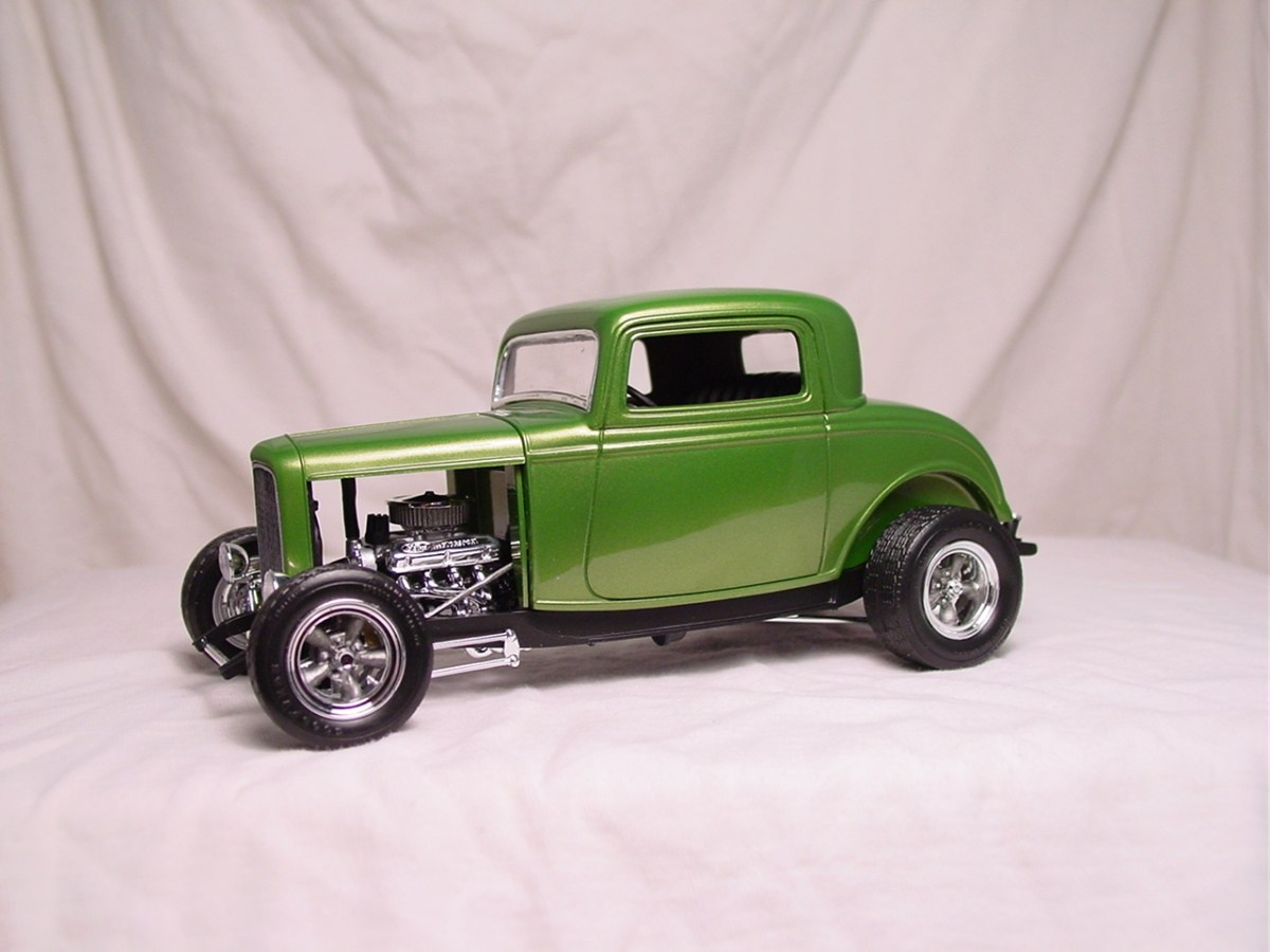 1932 Ford Highboy - Revell/Monogram