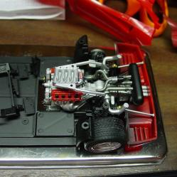 I've completed all of the engine work that can be completed prior to building the rest of the car around it.