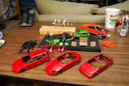Honda, Milano Red...same stuff I used on my full sized Civic.