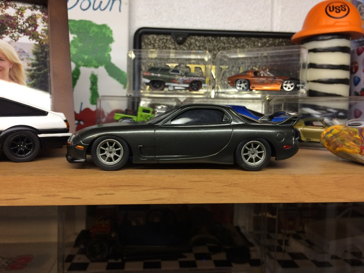 1/32 Scale Mazda FD3S RX7 - Fujimi