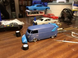 I may consider converting my VW bus into a superbird clone!