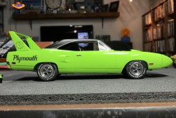I love the way the Superbird turned out.