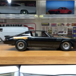 I had built this Camaro in the Street Rod version. I loved it back in the day however I'd prefer an OEM look for this one.