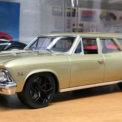 The Chevelle turned out great! I ran into many challenges at the end of the build.