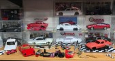 As small as the F40 is, there are are quite a few parts.
