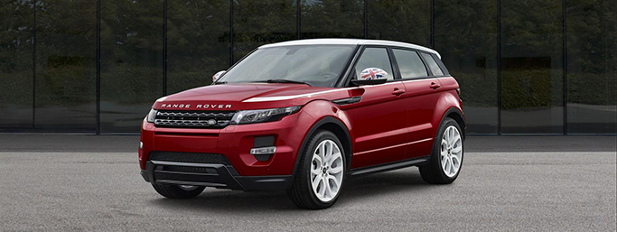 2015 Land Rover Range Rover Evouque SW1 Import Rates