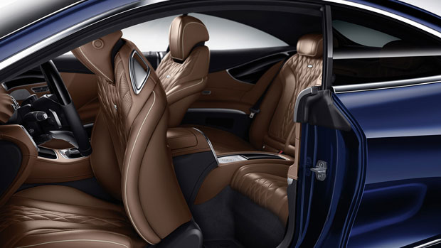 2015-S-CLASS-S550-COUPE-interior Import Export
