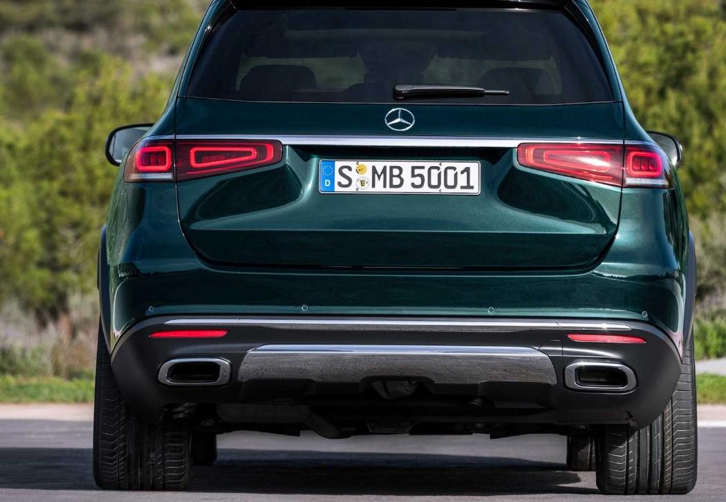 Import Export 2020 Mercedes Benz Gls450 4matic Importrates Com