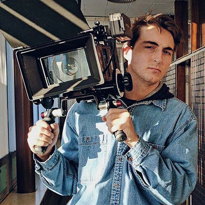 Aidan Tanner - Director of Photography for Impossible Horror
