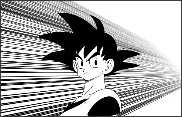 Effet manga avec inkscape 03