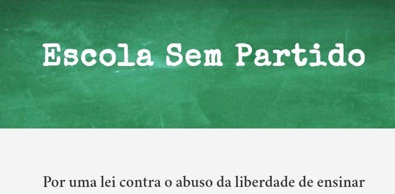 Escola sem Partido e a ditadura militar