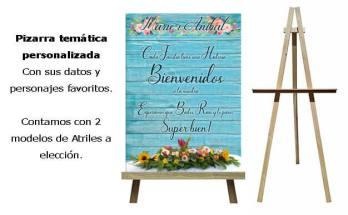 Cartel de bodas modelo Cieli