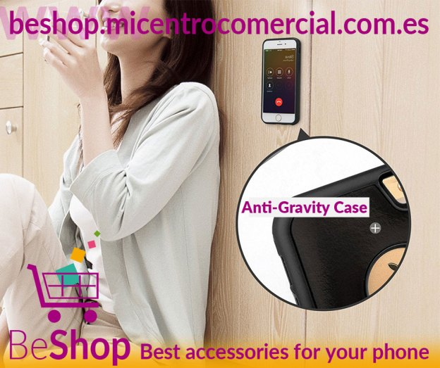 Samsung - Anti-gravity cover with Nano Suction for Smooth Surfaces