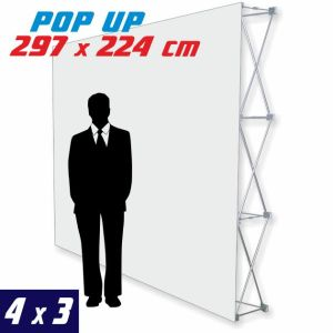 pop up publicitario barato
