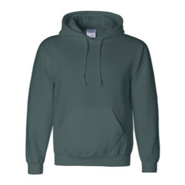 Hooded Sweatshirt, Forest