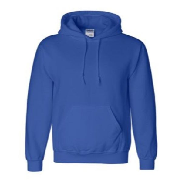 Hooded Sweatshirt, Royal