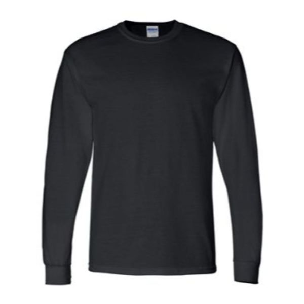 Long Sleeve Tee, Black