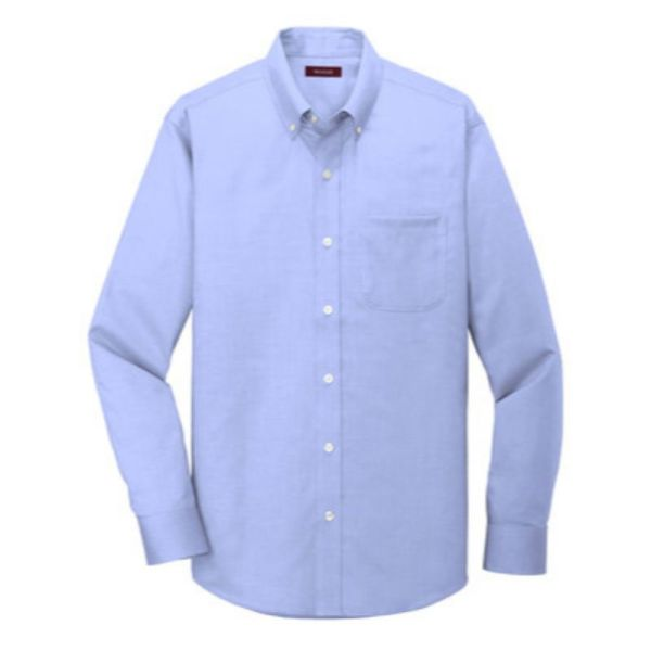 Mens dress shirt, light blue