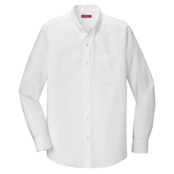 Mens dress shirt, white