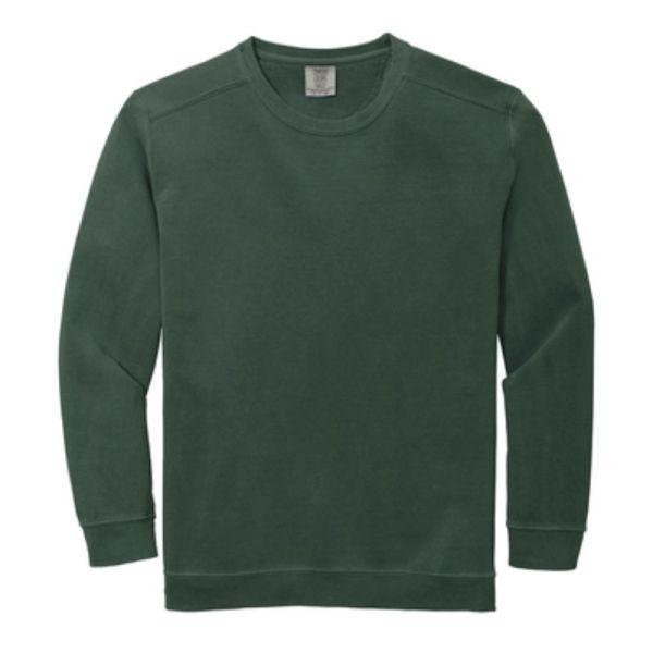 Comfort Colors Ring Spun Crewneck Sweatshirt, Blue Spruce