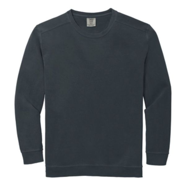 Comfort Colors Ring Spun Crewneck Sweatshirt, Denim