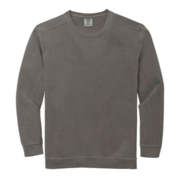 Comfort Colors Ring Spun Crewneck Sweatshirt, Grey