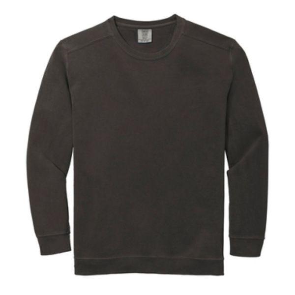 Comfort Colors Ring Spun Crewneck Sweatshirt, Pepper