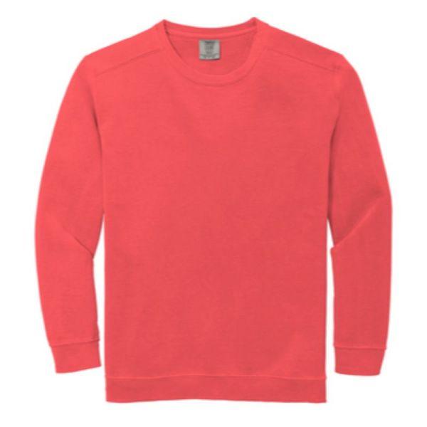 Comfort Colors Ring Spun Crewneck Sweatshirt, Watermelon