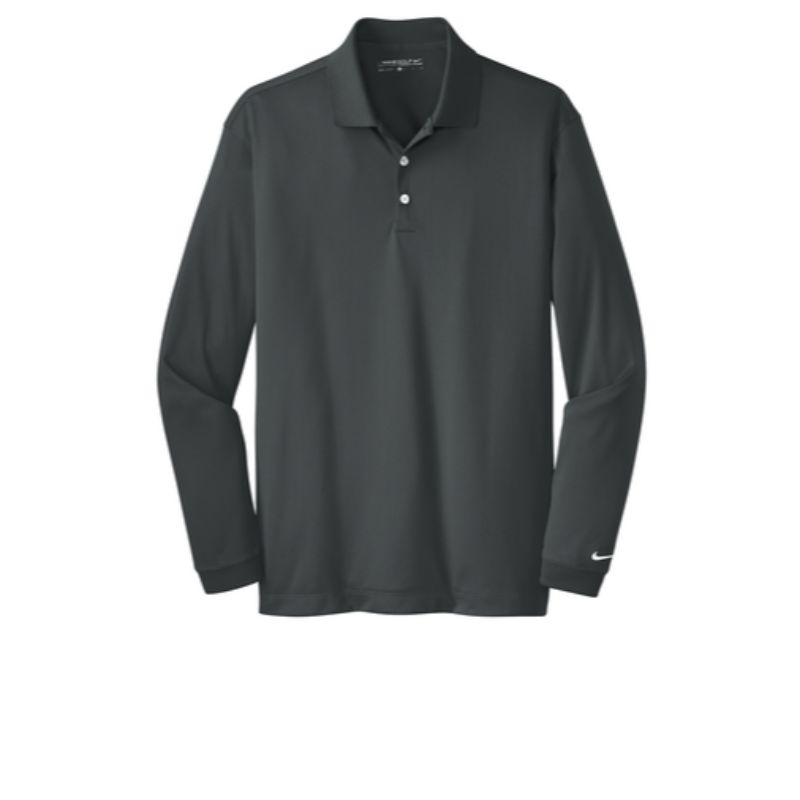 Nike long sleeve polo