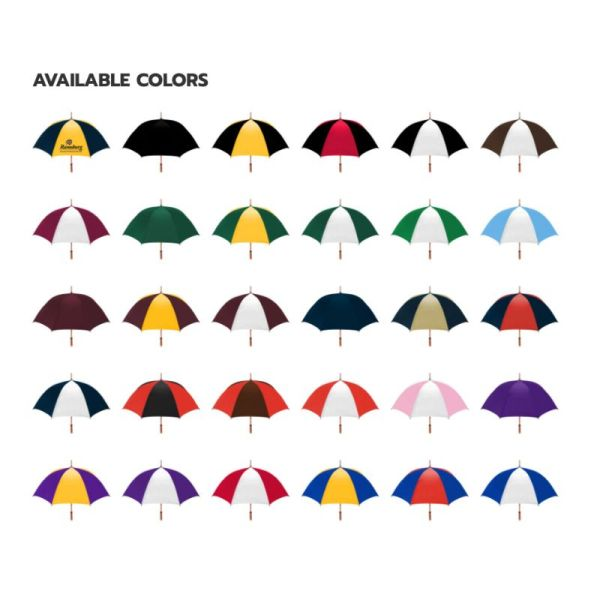 Golf umbrella colors