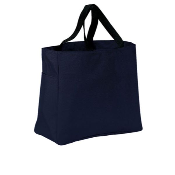 B0750 tote Navy