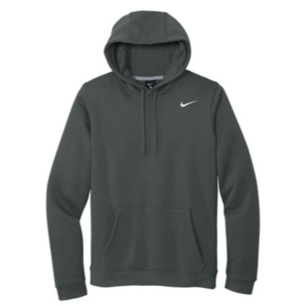 Nike Club Fleece Pullover Hoodie, Anthracite