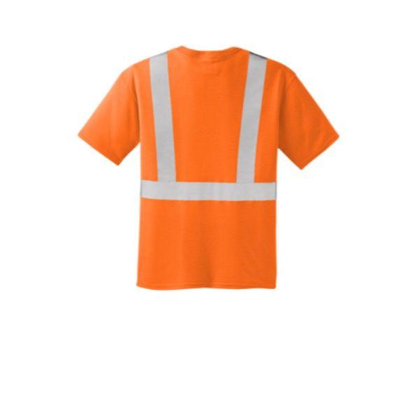 Tee Shirt Safety Orange