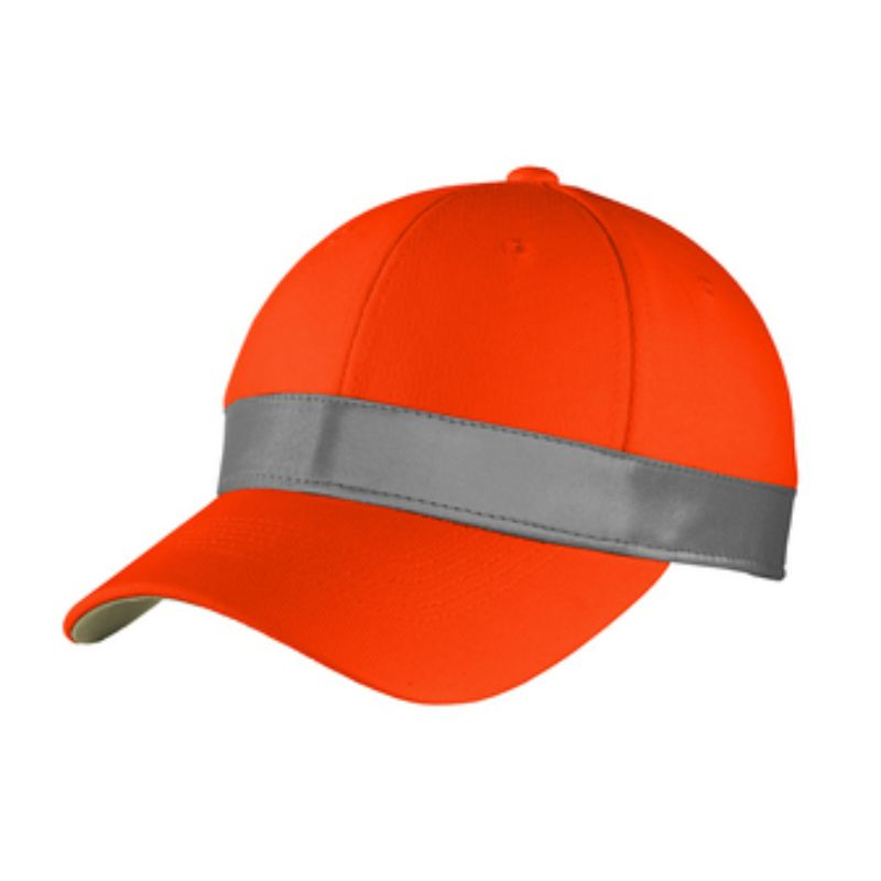 Hat Safety Orange