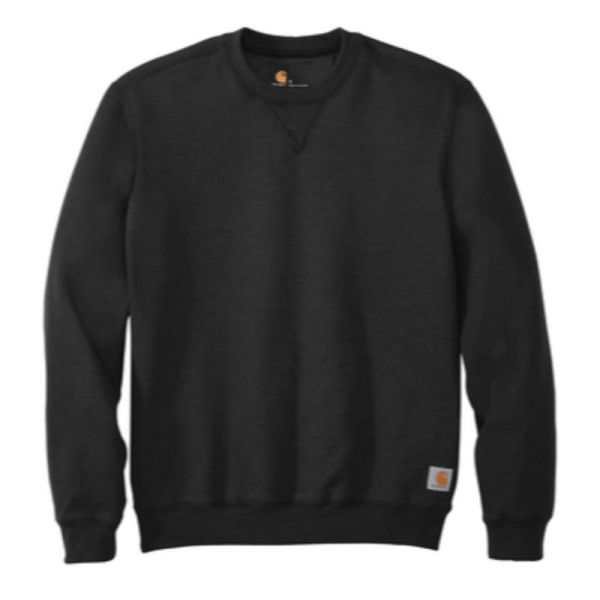 Carhartt crew neck sweatshirt, Black