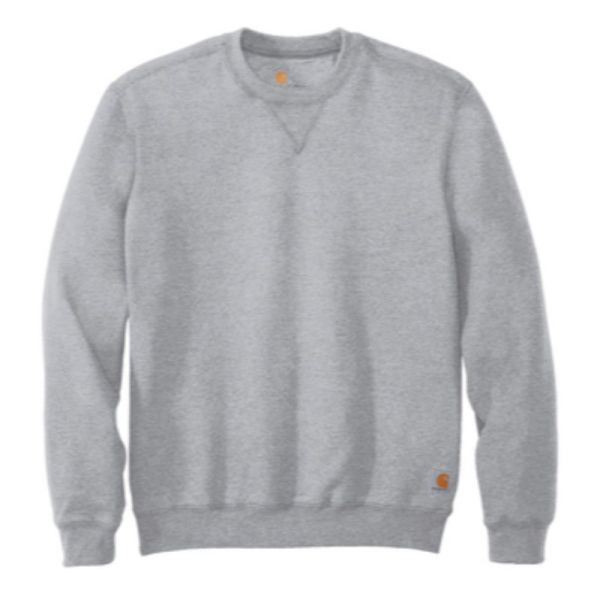 Carhartt crew neck sweatshirt, Heather Grey