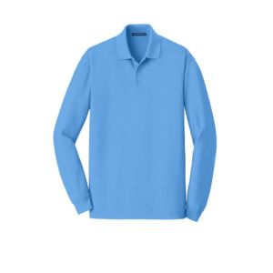 long sleeve polo mens