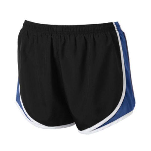 LST304 Shorts BlkTrRoylWht