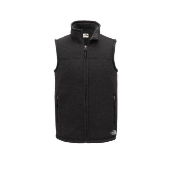 NF0A47FATNF Vest BlackHthr