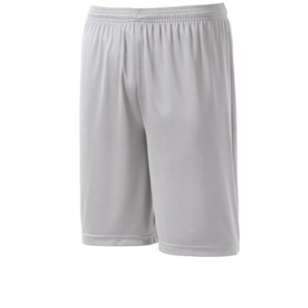 ST355 Shorts Silver