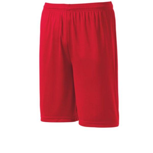 ST355 Shorts TrueRed