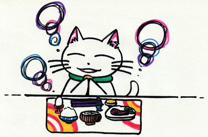 ションタの受付日記 『朝食は大事』