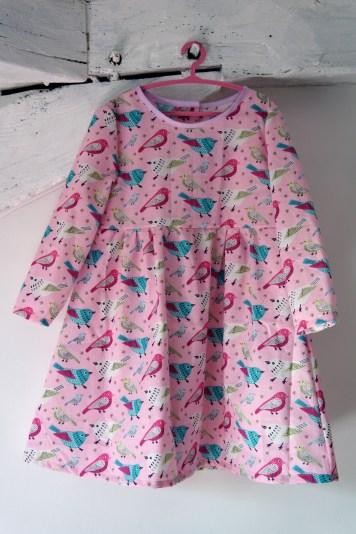 Chemise de nuit pour petite fille