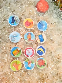 "Waterlogue 1.3.1 (72) Preset Style = Lebhaft Format = 6"" (Medium) Format Margin = None Format Border = Straight Drawing = #2 Pencil Drawing Weight = Medium Drawing Detail = Medium Paint = Natural Paint Lightness = Auto Paint Intensity = More Water = Tap Water Water Edges = Medium Water Bleed = Average Brush = Natural Detail Brush Focus = Everything Brush Spacing = Narrow Paper = Watercolor Paper Texture = Medium Paper Shading = Light Options Faces = Enhance Faces"