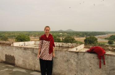 Besuch des Baneshwar Mahadev Tempels am Zusammenfluss von Mahi und Som River │ visit to Baneshwar Mahadev temple where Mahi and Som river meet