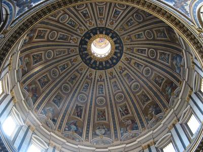 St. Peter\'s Basilica (Dome)