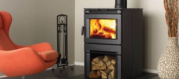 Regency Alterra® CS2400 Medium Wood Stove