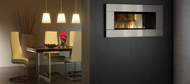 Regency Horizon™ HZ42STE Medium Gas Fireplace