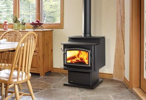 Regency Classic™ S2400 Medium Step Top Wood Stove